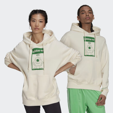 Originals White Mike Hoodie (Gender Neutral)