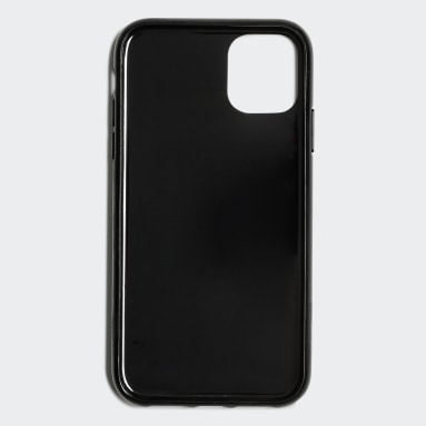 Allover Print iPhone 11 Snap Case Czerń