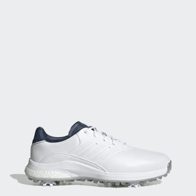 Performance Classic Golf Shoes Bialy