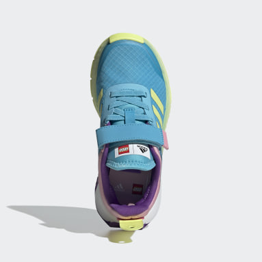 Scarpe adidas x LEGO® Sport Turchese Bambini Running