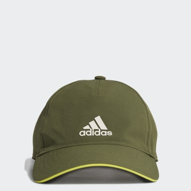 Gorra Baseball AEROREADY Verde Hockey Hierba