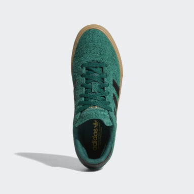 Men Originals Green Busenitz Vulc 2 Shoes