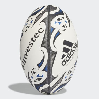 Rugby White Rugby Championship Replica Ball
