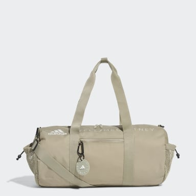 Women's adidas by Stella McCartney Beige adidas by Stella McCartney Round Duffel Bag