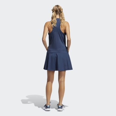 Women's Golf Blue Sport Performance Primegreen Dress