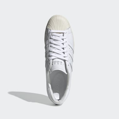 Tenis Superstar 80s Blanco Hombre Originals