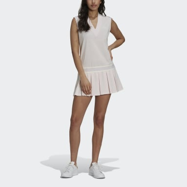 Women Originals Pink Tennis Luxe Tennis Dress
