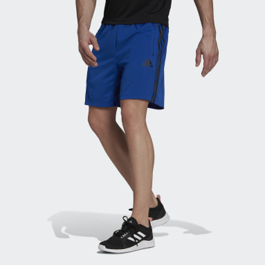 Primeblue Designed To Move Sport 3-Stripes Shorts Niebieski