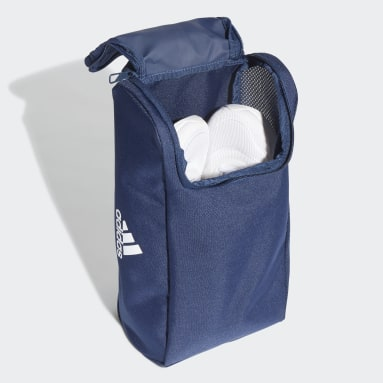 ฟุตบอล สีน้ำเงิน กระเป๋ารองเท้า Tiro Primegreen