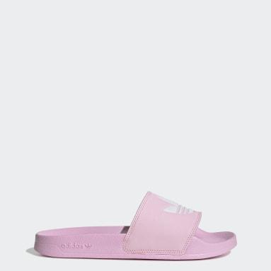 розовый Шлепанцы Adilette Lite