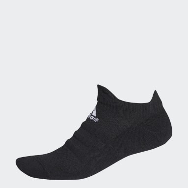 Running Black Techfit Low Socks