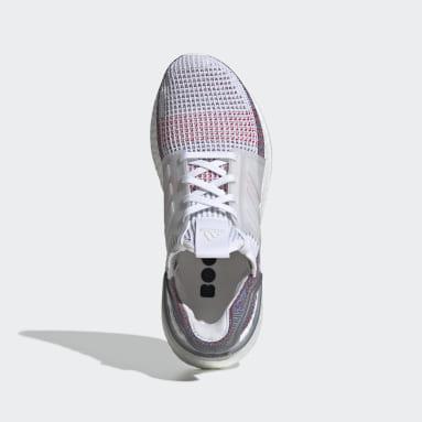 Scarpe Ultraboost 19 Bianco Donna Running