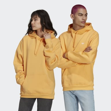 Originals Orange Heavyweight Shmoofoil Hoodie (Gender Neutral)