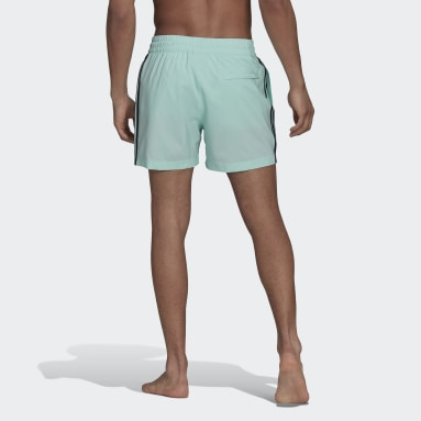 Men Originals Turquoise Swim Shorts