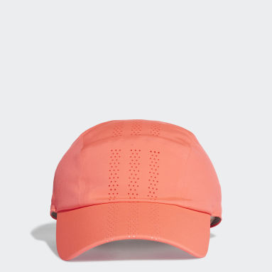 Gorra Perforated Runner Rosa Gimnasio Y Entrenamiento