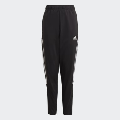 Pantalon Tiro 21 Woven Noir Enfants Football