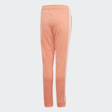 Youth Originals Orange SST Track Pants