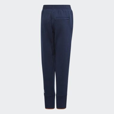Jongens Sportswear Blauw ID VRCT Broek