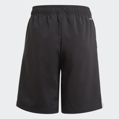 Short adidas Essentials 3-Stripes Chelsea Noir Garçons Sportswear
