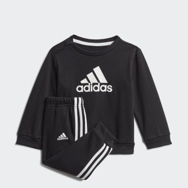 черный Комплект: джемпер и брюки Badge of Sport