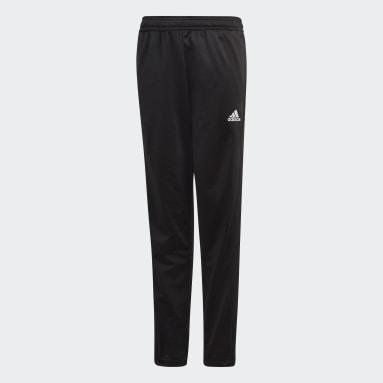 Kids Gym & Training Black Condivo 18 Pants