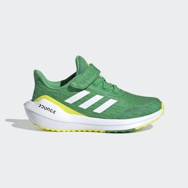 Kids Running Green EQ21 RUN EL K