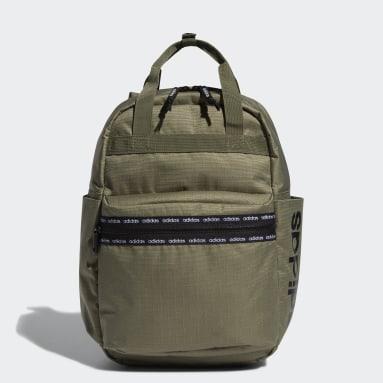 Women's Essentials Green Essentials Backpack