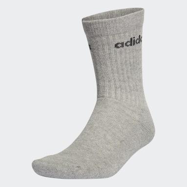 Sportswear Grijs Half-Cushioned Sokken 3 Paar