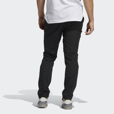 Herr Golf Svart Adicross Chino Pants