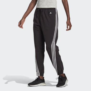 Women Sportswear Black adidas Sportswear Lightweight Travel Pants