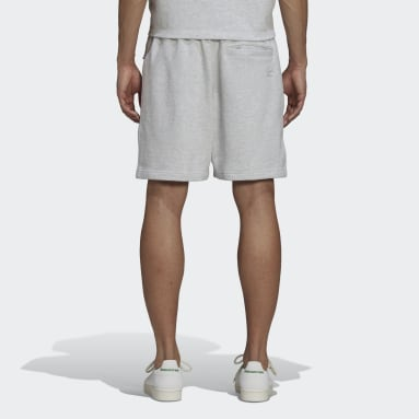 Originals Grey Pharrell Williams Basics Shorts (Gender Neutral)