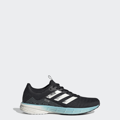 Kids Running Black SL20 Primeblue Shoes