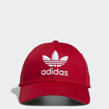 Men's Originals Red Icon Snapback Hat