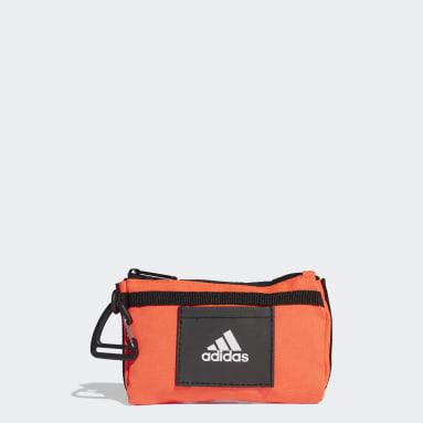 Training Orange Tiny Tote Bag