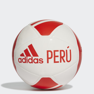Pelota Club Perú Blanco Hombre Fútbol