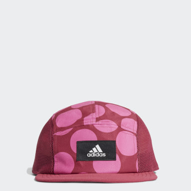 Gorra Five-Panel Power Rosa Hockey Hierba