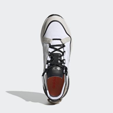 Originals สีขาว รองเท้า ZX 2K Boost Pure