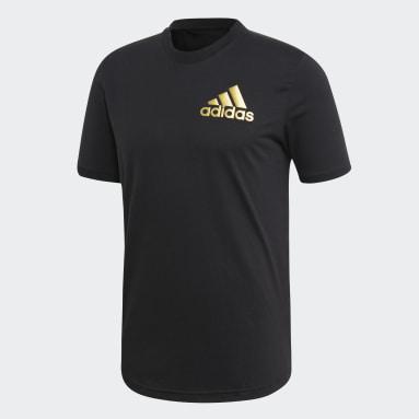 Men Sportswear Black Sport ID Tee
