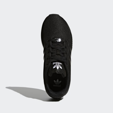 Zapatillas ZX Flux (UNISEX) Negro Niño Originals