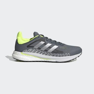 Chaussure SolarGlide Bleu Running
