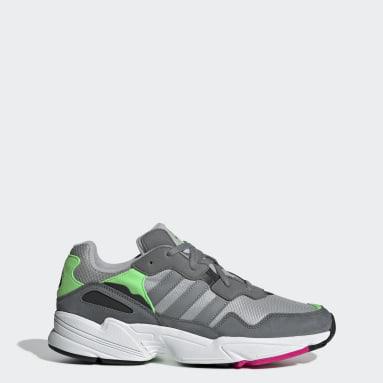 Men Originals Grey Yung-96 Shoes
