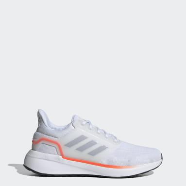 Běh bílá Boty EQ19 Run