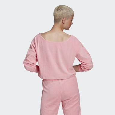 Women Originals Pink LOUNGEWEAR Sweatshirt