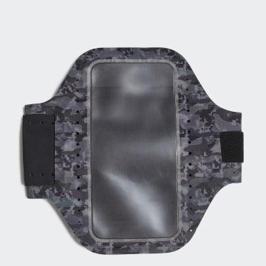 Fascia da braccio Universal 2.0 Reflective Black Size S Nero Originals