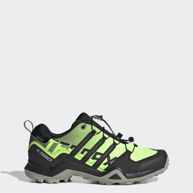 Erkek TERREX Yeşil Terrex Swift R2 GORE-TEX Yürüyüş Ayakkabısı