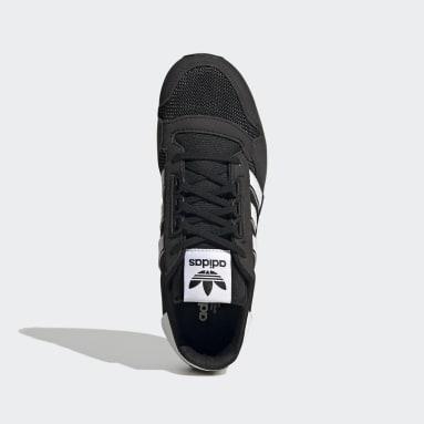 Tenis ZX 500 (UNISEX) Negro Niño Originals