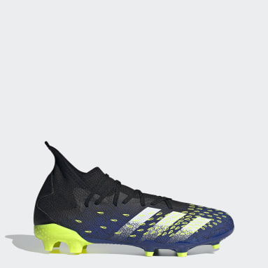 Men Football Black PREDATOR FREAK .3 FG