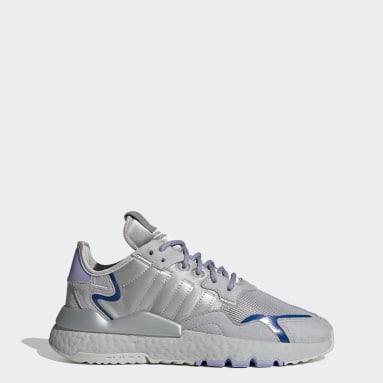 Women Originals Grey Nite Jogger Shoes
