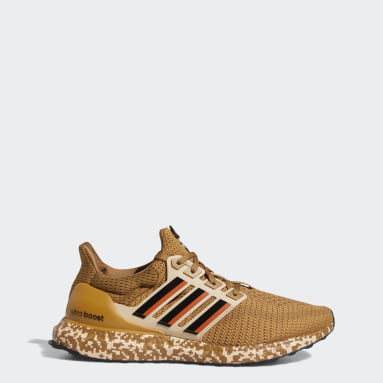 Running Brown Ultraboost DNA Shoes