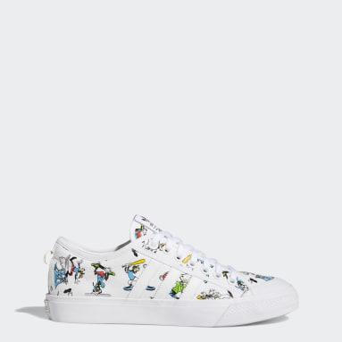 Men Originals Nizza x Disney Sport Goofy Shoes